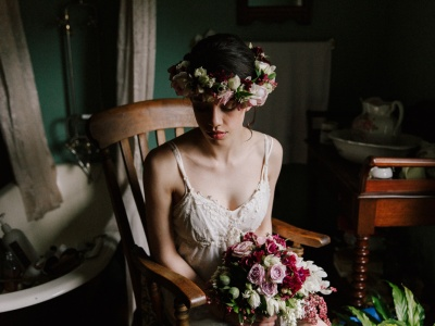 Bowral Wedding Photographer // Boho Bridal Session