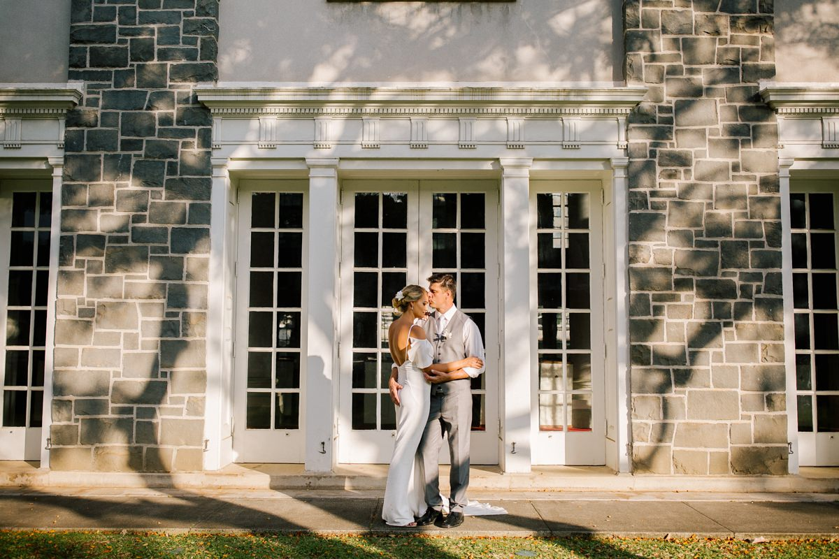 Hawaii elopement wedding