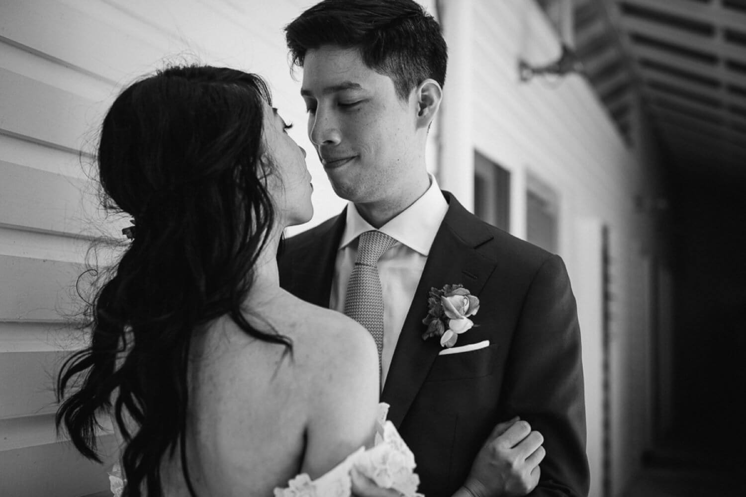 berowra waters wedding