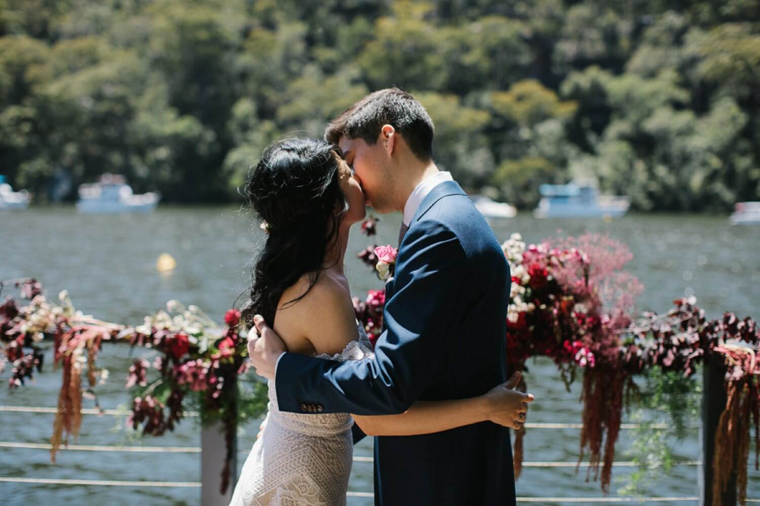 berowra waters inn wedding