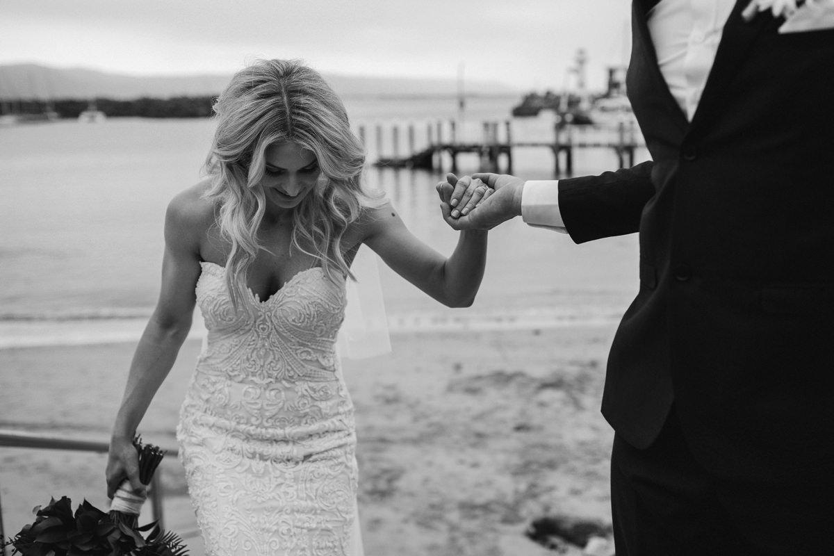 harbour front wedding