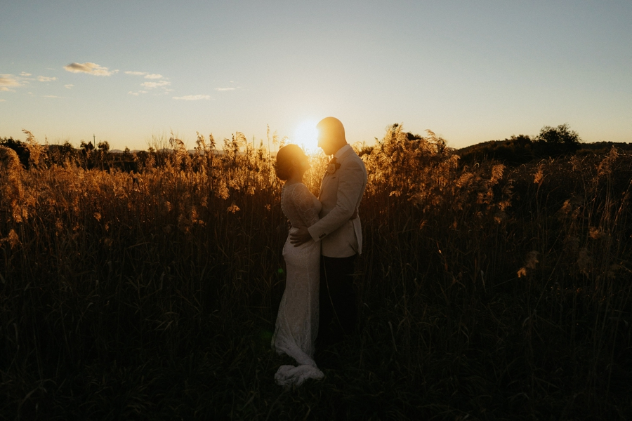 pialligo estate wedding