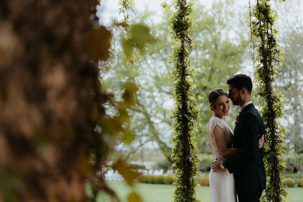 Bendooley book barn wedding